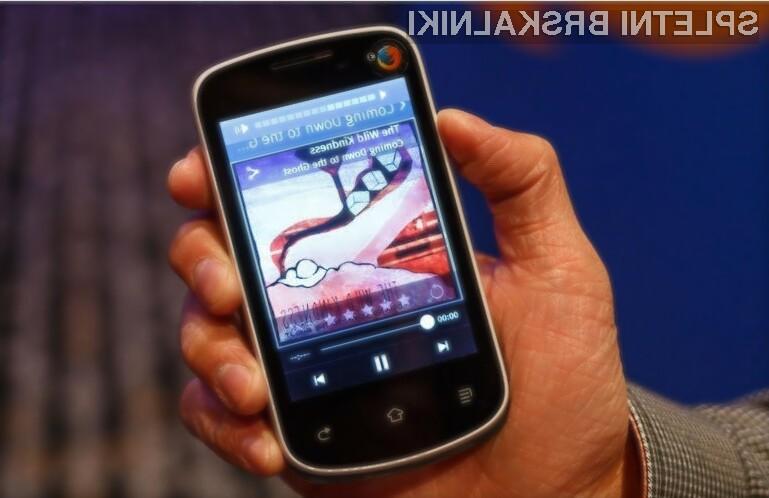 Najcenejši pametni mobilnik s Firefoxom OS bo naprodaj še pred koncem poletja.