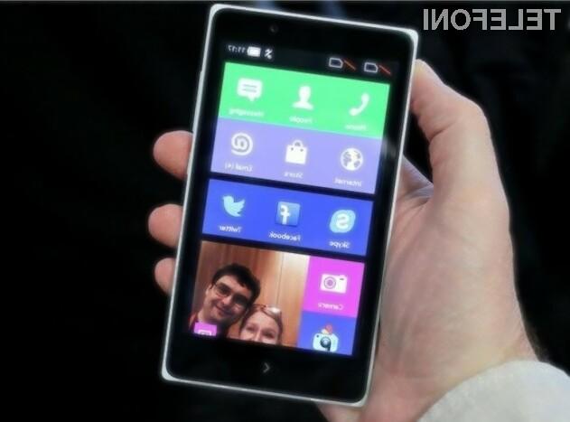 Nokia X2 z Androidom še pred jesenjo?