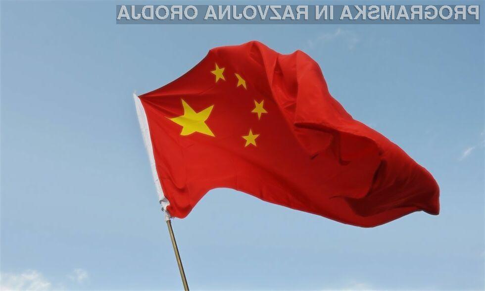 Kitajska ne verjame več v varnost pisarniškega paketa Office.