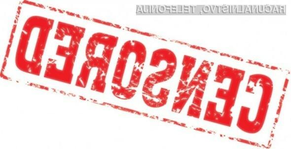 Britanska vlada naj bi pornografski filter izkoriščala tudi za blokiranje spletnih vsebin, ki ji niso po godu!