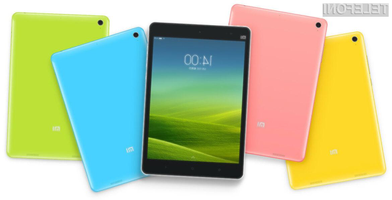 Povpraševanje po tabličnem računalniku Xiaomi Mi Pad je preseglo tudi najbolj optimistične napovedi.