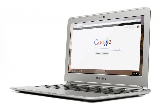 Terabajt prostora brezplačno za vse kupce prenosnikov Chromebook!