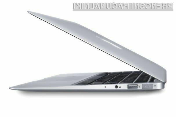 Novi MacBook Air v zlati barvi?