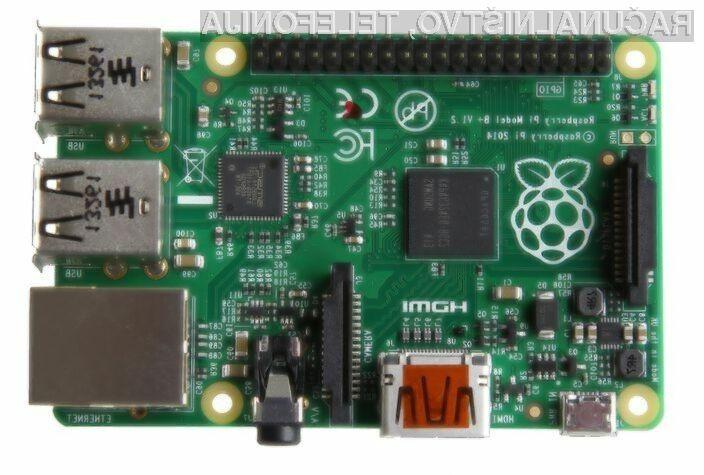 Prenovljeni Raspberry Pi prinaša vrsto nadvse uporabnih novosti.