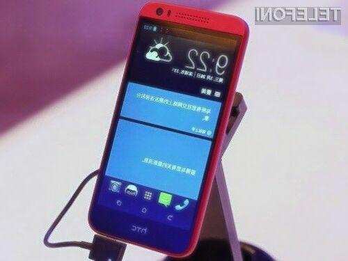 Prvi HTC z 8-jedrnim procesorjem ugledal luč sveta!