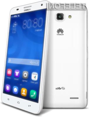 Glavna aduta mobilnika Huawei Ascend G750 sta zmogljivi 8-jedrni procesor in 5,5-palčni zaslon visoke ločljivosti.