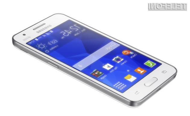 Pametni mobilni telefon Samsung Galaxy Core 2 bo ponujal odlično razmerje med ceno in zmogljivostjo!