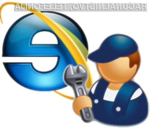 Internet Explorer najbolj ranljiv program letošnjega leta!