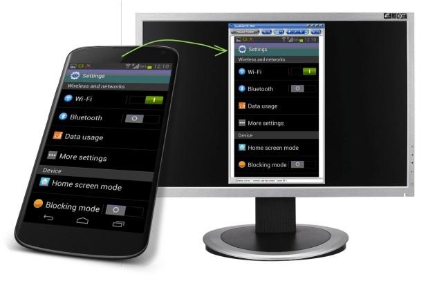 Oddaljena podpora za mobilne naprave