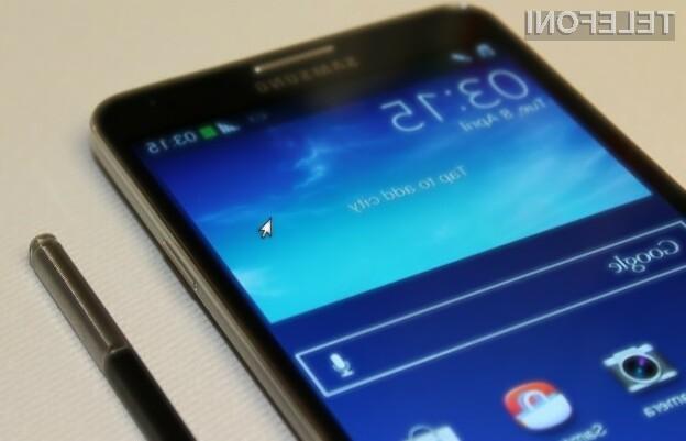 Samsung Galaxy Note 4 naprodaj že 3. septembra?