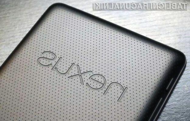 Tablični računalnik HTC Nexus 9 bo prvi, ki bo opremljen z mobilnim operacijskim sistemom Android L.