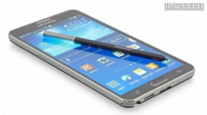 Samsung Galaxy Note 4 potrjeno v začetku septembra!