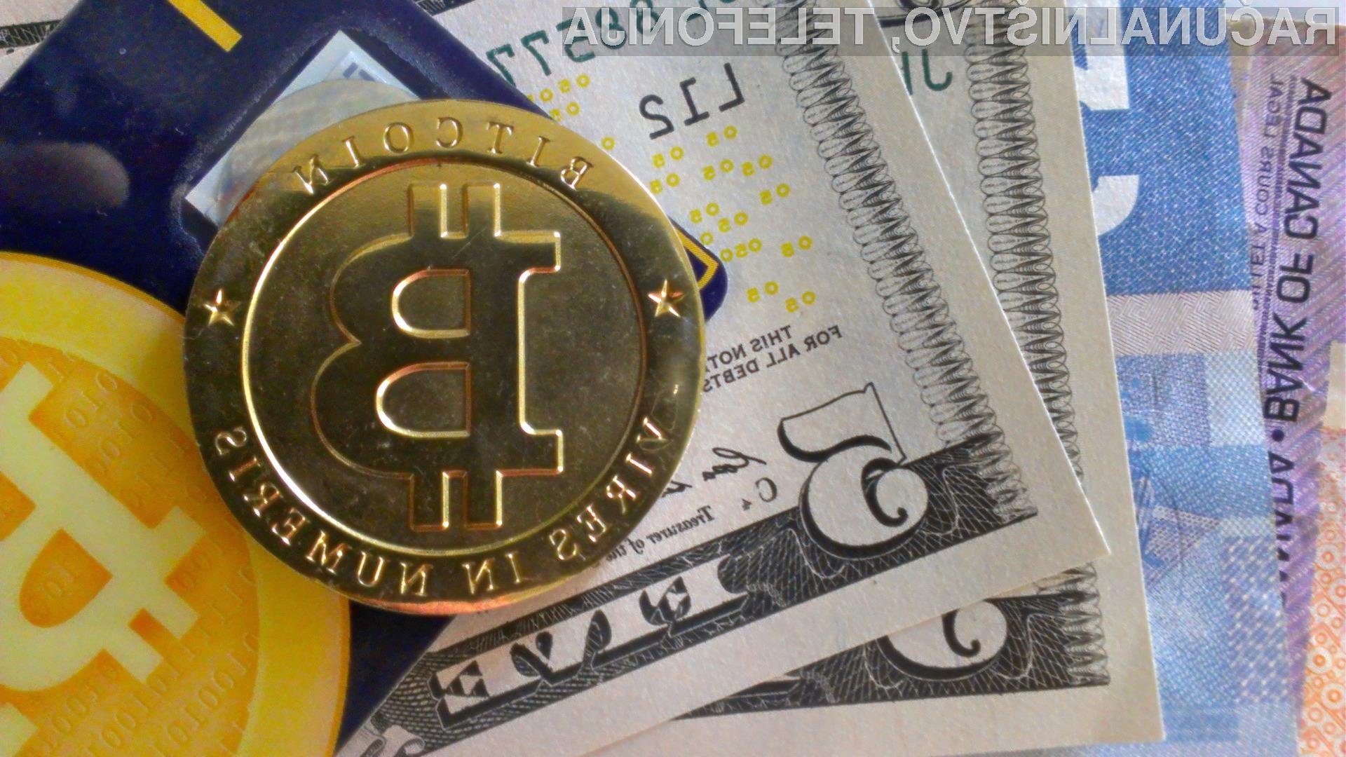 Bitcoin ne zagotavlja anonimnosti!