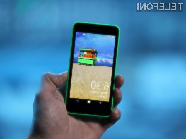 Kitajski delavci ob »prostovoljni« odpovedi delovnega razmerja polega odpravnine dobijo še pametni mobilni telefon Nokia Lumia 630.