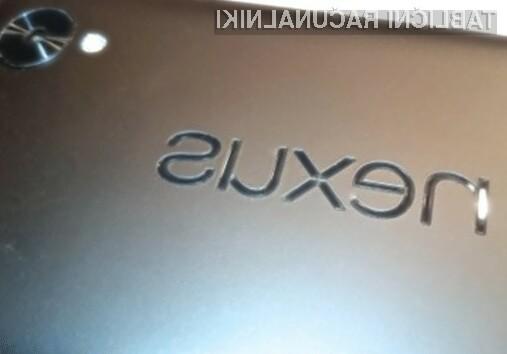 10,3-palčna tablica Google Nexus Foo