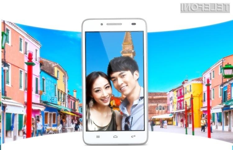 Za pametni mobilni telefon Huawei Honor Play 4 bo v Evropi treba odšteti le okoli 130 evrov.