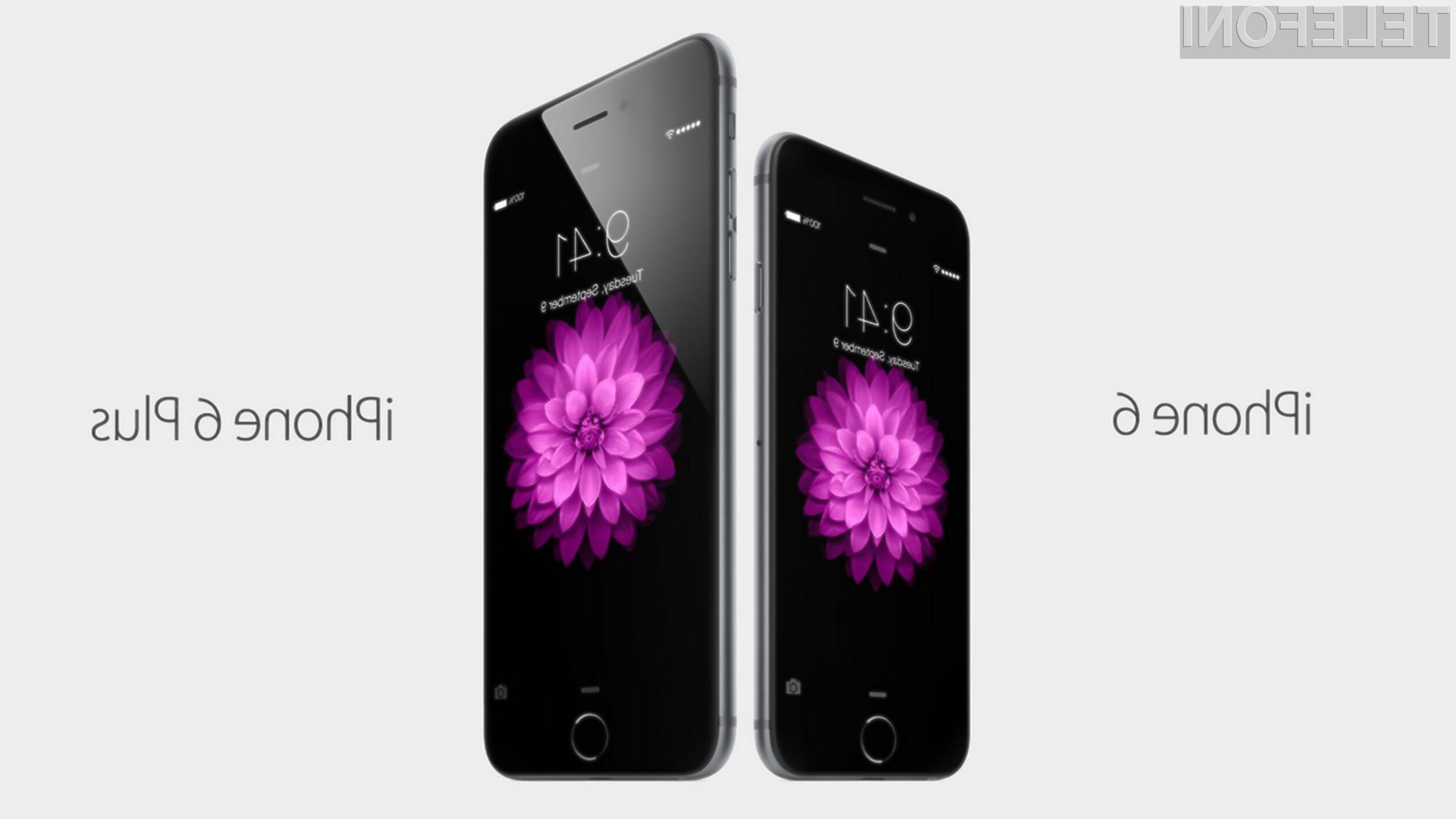 Apple iPhone 6 je dobesedno obnorel Američane!