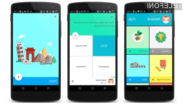 Novi mobilni spletni brskalnik Chrome naj bi bil povsem prilagojen delovanju pametnih mobilnih telefonov in tabličnih računalnikov.