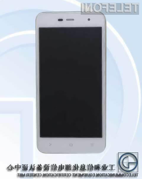 Pametni mobilni telefon Gionee F301 bo 64-bitni mobilni procesor približal množicam!