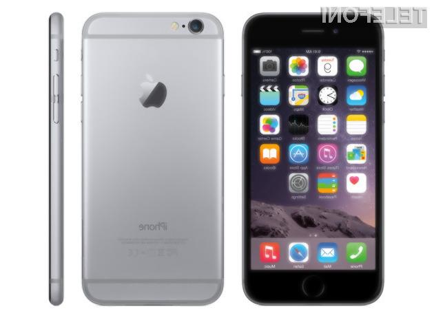 Mobilnika iPhone 6 in iPhone 6 Plus bosta v Sloveniji uradno na voljo 31. oktobra!