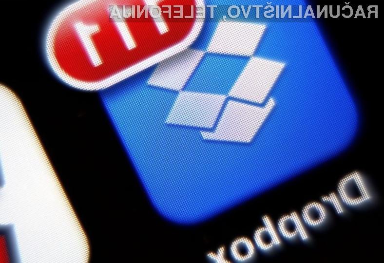 Če uporabljate Dropbox, zamenjajte geslo takoj!