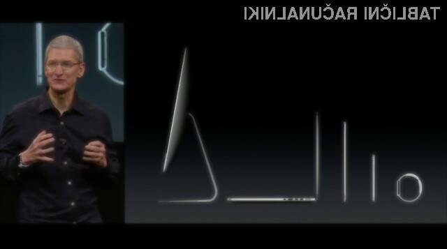Nova iPada in računalniki Mac