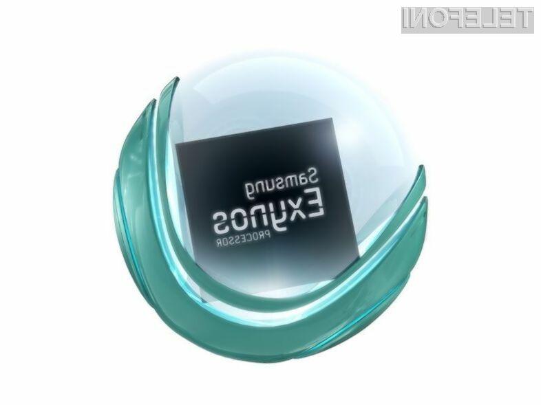 Mobilni procesor Samsung Exynos 7 Octa se zlahka kosa z Applovim procesorjem A8X.