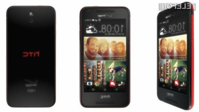 HTC Desire 612 naj bi za relativno malo denarja ponujal veliko!