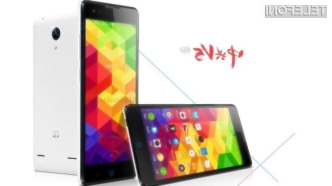 ZTE V5 Max in V5S: Odlična mobilnika za noro nizko cenovnega