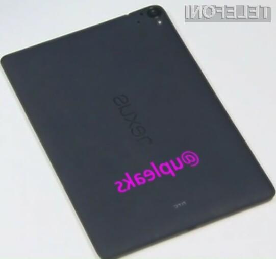 Tablični računalnik Google Nexus 9 naj bi bil uradno predstavljen že 16. oktobra!