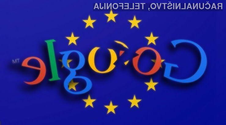 Google je z ukrepi Evropske unije pričakovano vse prej kot zadovoljen.
