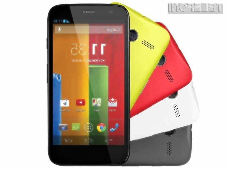 Motorola naj bi poceni 64-bitni mobilnik ponbudila v prodajo še pred koncem jeseni!