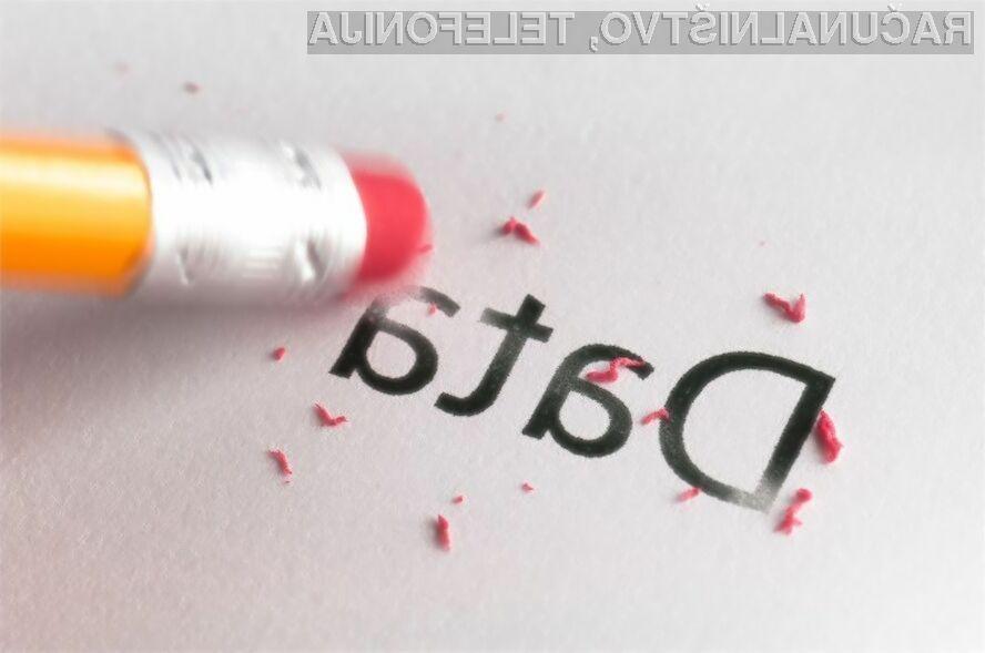 Pravica do izbrisa osebnih podatkov mora postati globalna.