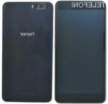 Glavni adut pametnega mobilnega telefona Huawei Honor 6 Plus bosta kar dva digitalna fotoaparata.