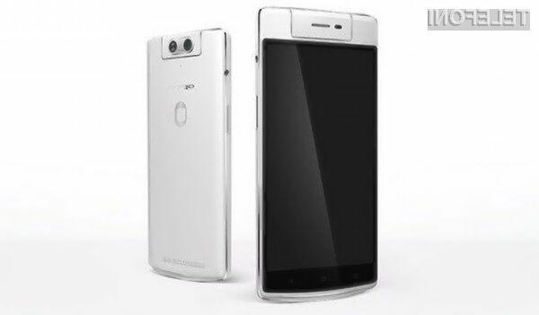 Pametni mobilni telefon Oppo N3 se bo zlahka prikupil zahtevnejšim uporabnikom!