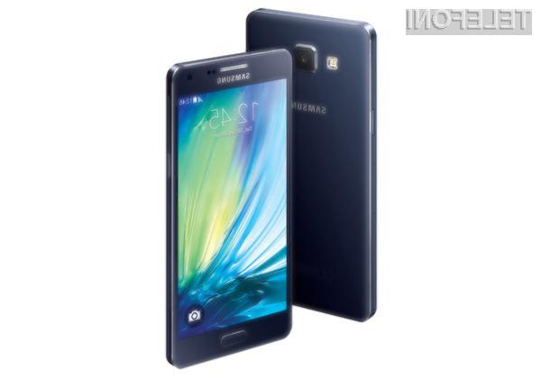Samsung Galaxy A5.