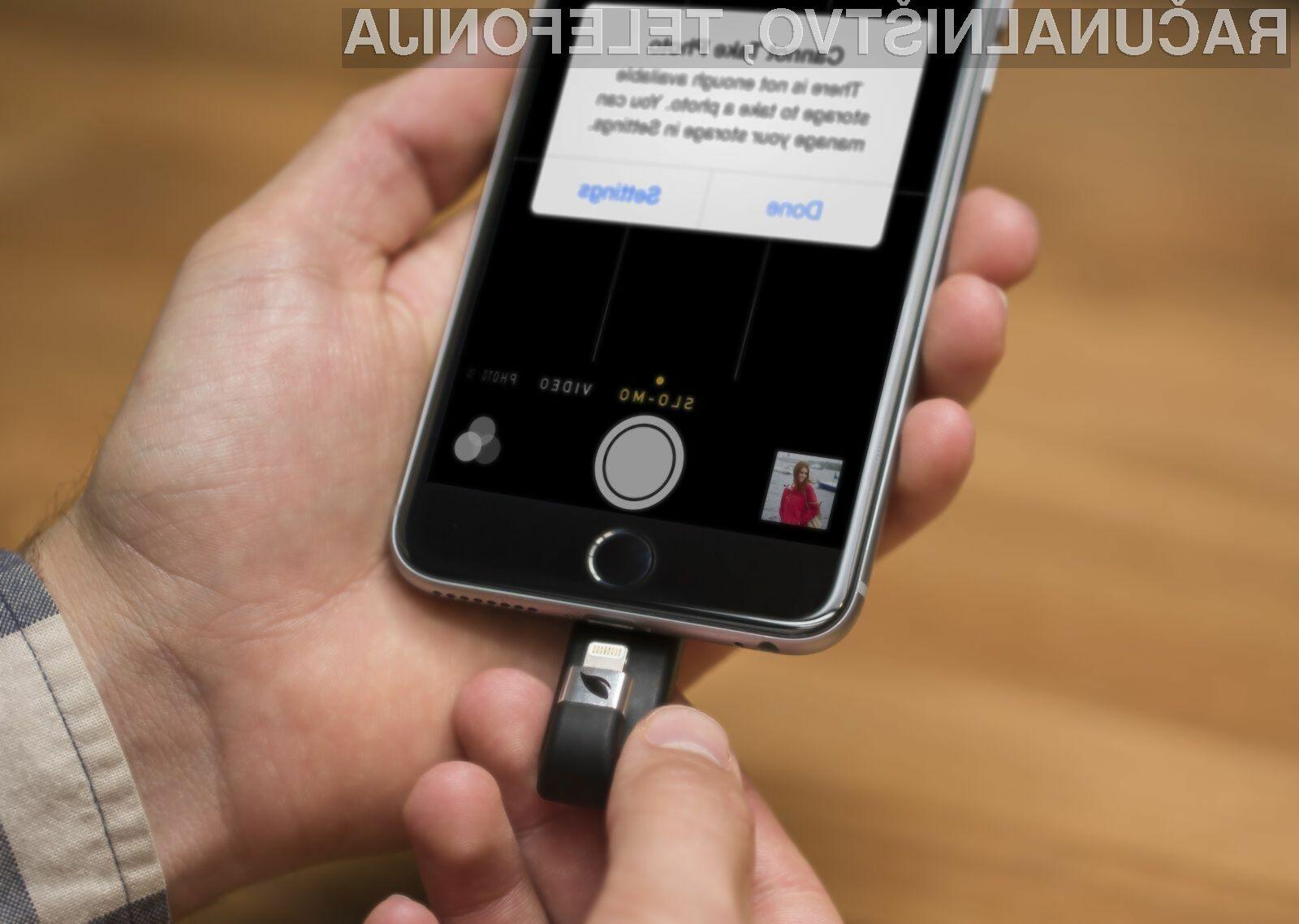 iBridge za več spomina na vašem iPhonu
