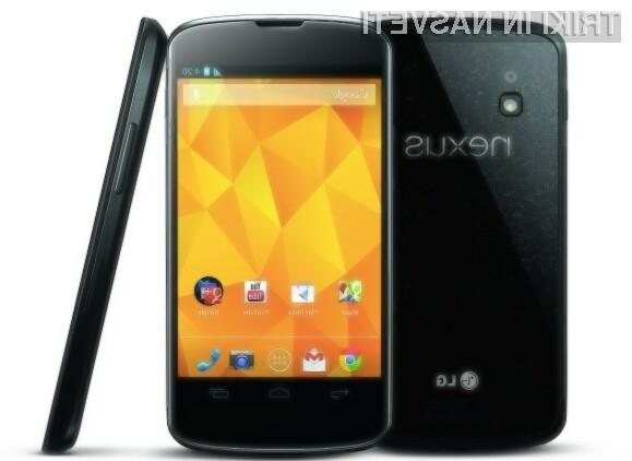 Android 5.0 Lollipop se odlično prilega mobilniku Nexus 4!