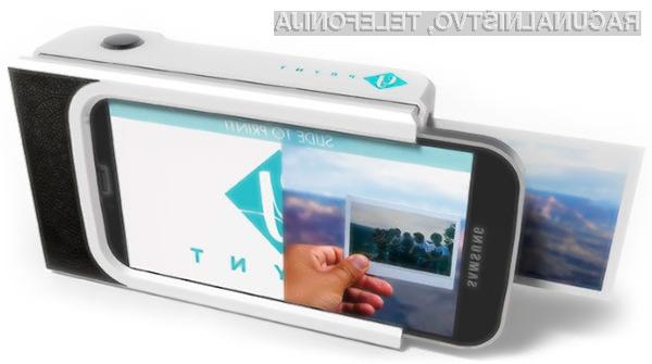 Tiskanje fotografij, zajetih z mobilnikom, bo kmalu postalo otročje lahko opravilo.