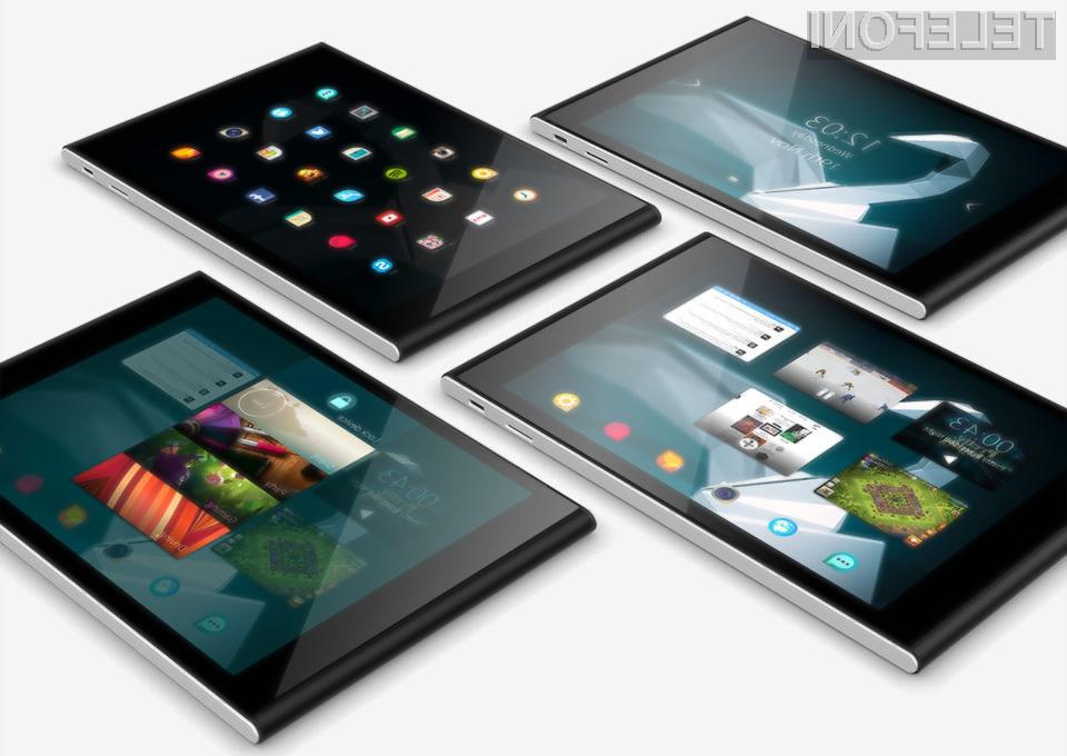 Tablica Jolla z mobilnim operacijskim sistemom Sailfish je brez težav prepričal uporabnike portala Indiegogo!