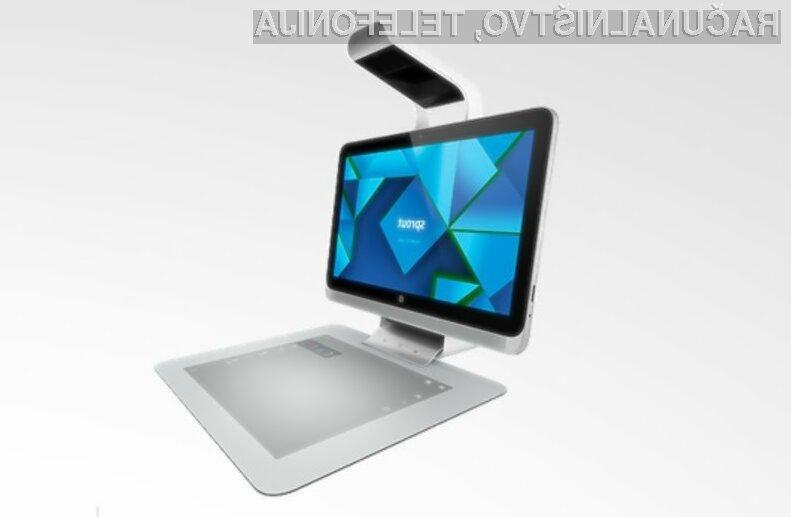 Pri podjetju HP sta računalniška tipkovnica in miška preteklost.