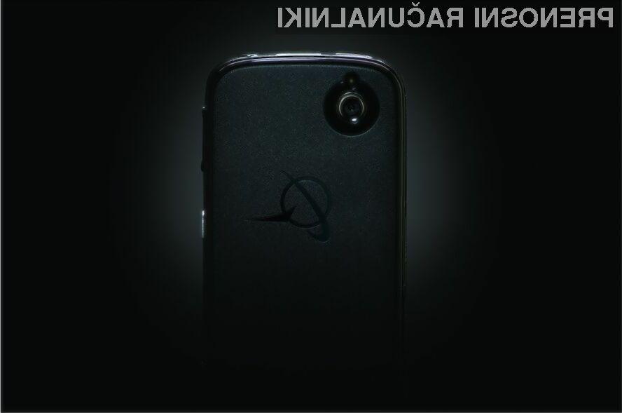 Pametni mobilni telefon Boeing Black je namenjen varovanju najzaupnejših podatkov!