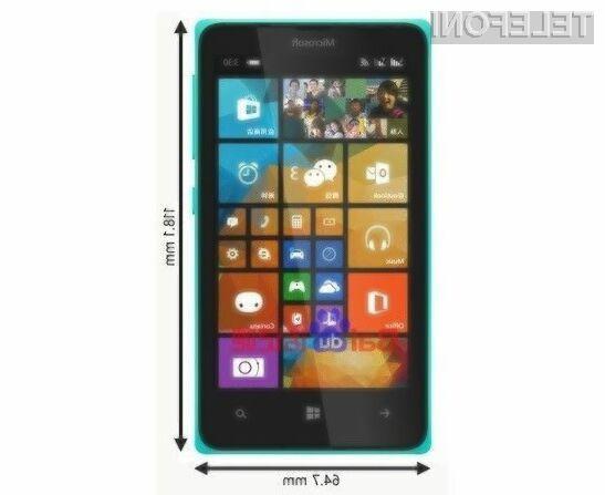 Microsoft Lumia 435 na voljo za manj kot evrskega stotaka?