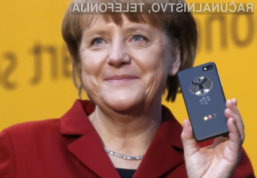 Mobilniki BlackBerry bodo zaradi napredne varnosti postali nočna mora za tajne službe!