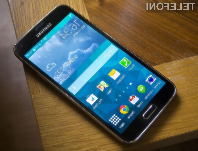 Android 5.0 Lollipop za Galaxy S5 prispel v Evropo!