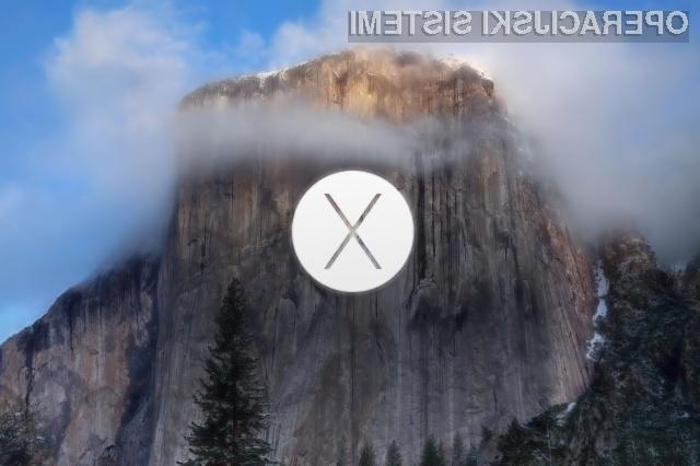 Operacijski sistem Apple OS X 10.10.2 Yosemite prinaša majhne a pomembne spremembe!