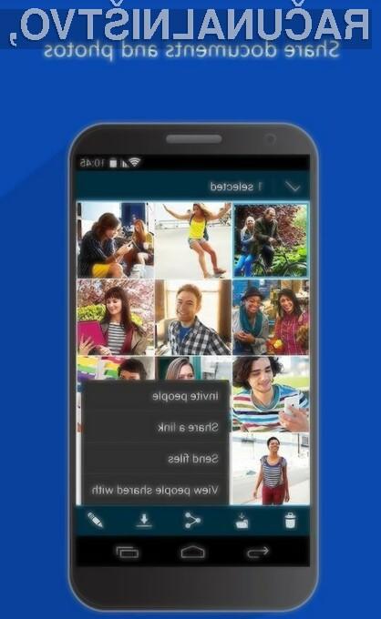 Prenovljeni mobilni OneDrive vas bo zagotovo takoj prevzel!