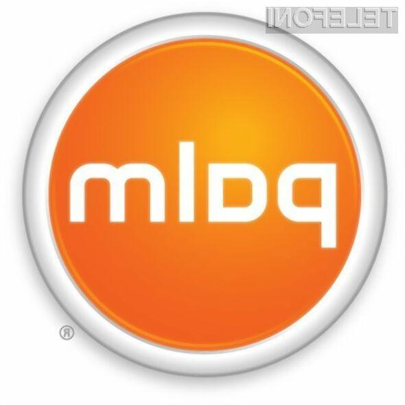 Podjetje Alcatel naj bi blagovno znamko Palm in operacijski sistem webOS ponovno popeljal na pota stare slave.