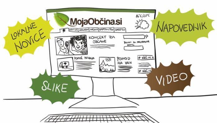 MojaObčina.si je lokalni vir za novice, dogodke, zanimivosti, razprave in preostale lokalne informacije iz tvoje občine.