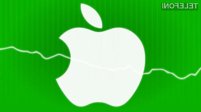 Apple vsako uro zasluži kar preračunanih 7,3 milijona evrov.